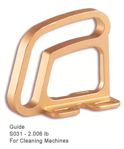 Copper Zinc Alloy Guide
