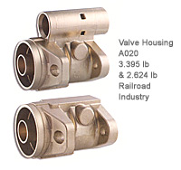 Copper Aluminum Housing