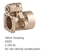 Copper Aluminum Alloy Valve